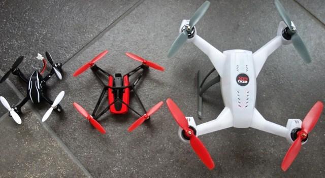 Drone Sizes