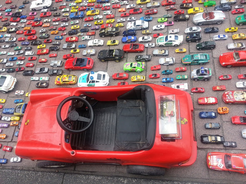 Lebron's car collection