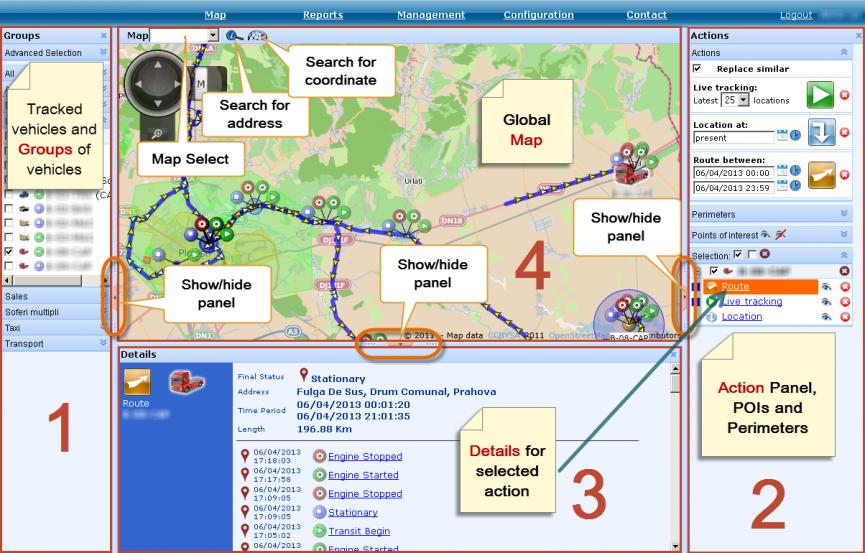 Trackimo enterprise platform
