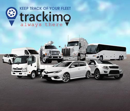 Trackimo Fleet Management