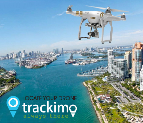 LOCATE-YOUR-DRONE