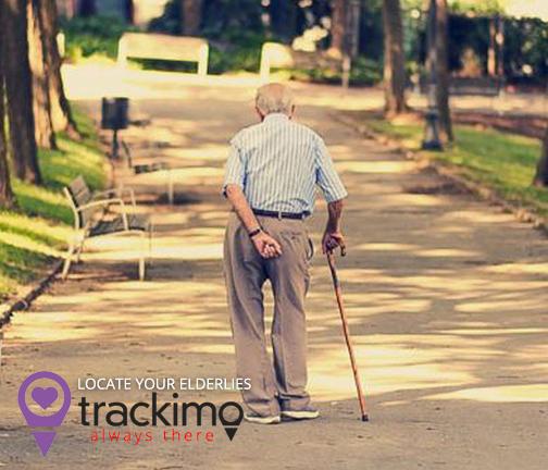 Trackimo-Elderly