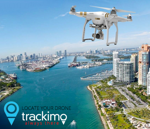 Locate Your Drone