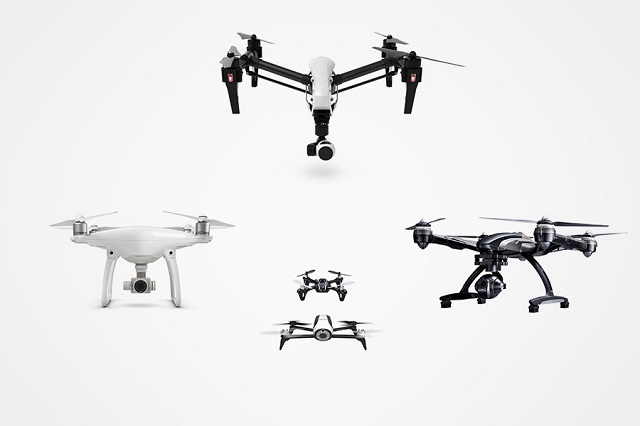 Drones the General Public Can Buy