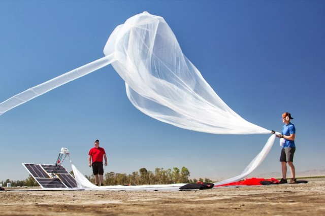 Project Loon Balloon
