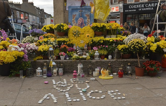 Alice Gross Funeral