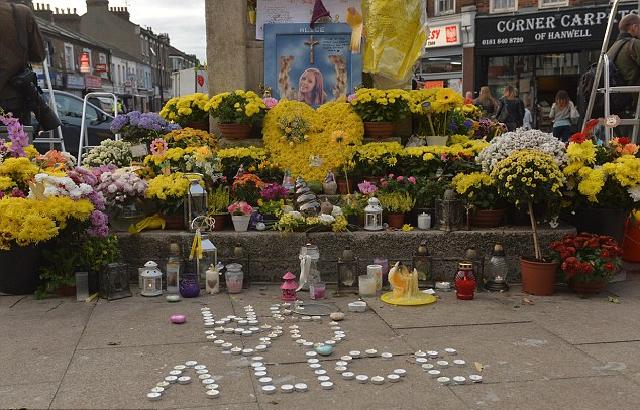 Alice Gross Funeral