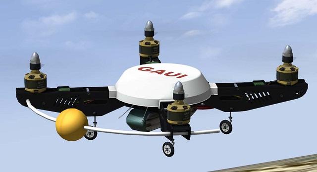 GAUI 330X-S Quad Flyer