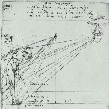 Artist Opens Exhibit on Da Vinci Drones and Hummingbirds