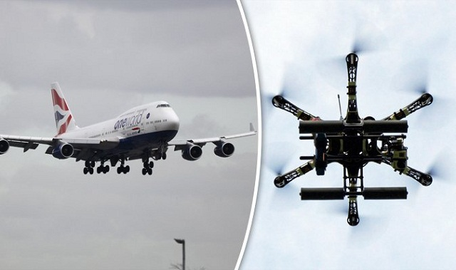 Authorities Reveal That the Object That Hit British Airways Flight Wasnt a Drone