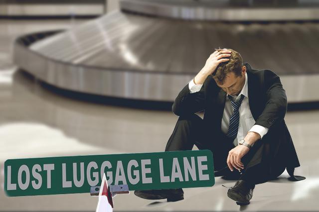 Lost Customer Luggage