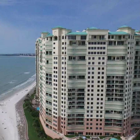 Drone Crashes on Marco Island Condo
