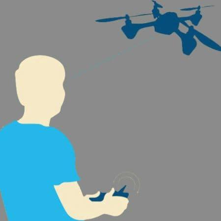 Drone Encounters Increasing