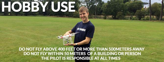 Drone Hobby User