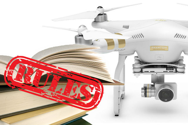 Drone Rules and Regulations