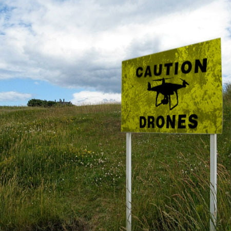 Drones Risk Public Safety