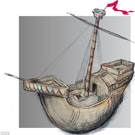 Drones and Sonar to Comb the Sea for Henry Vs Lost Warship