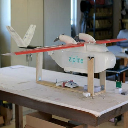 Drones to Deliver Blood to 20 Hospitals in Rwanda This Summer