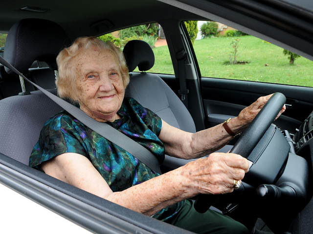Elderly Driving Dangers