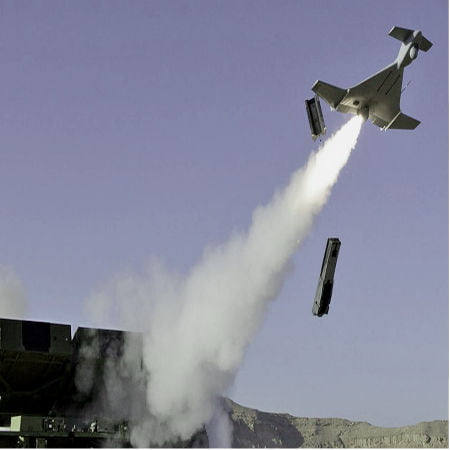 Eradicate Fire Using Drones