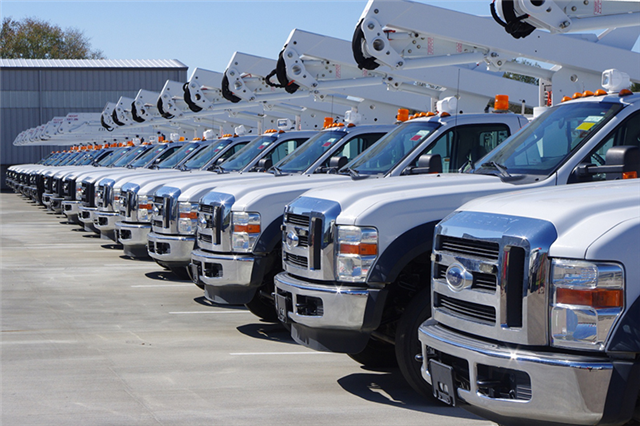 Monitor Utility Vehicles