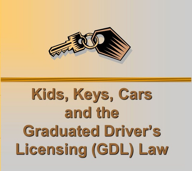 Graduated Drivers Licensing Law