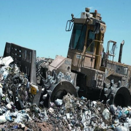 How GPS Tracking Helps Landfill Construction Save Time and Money