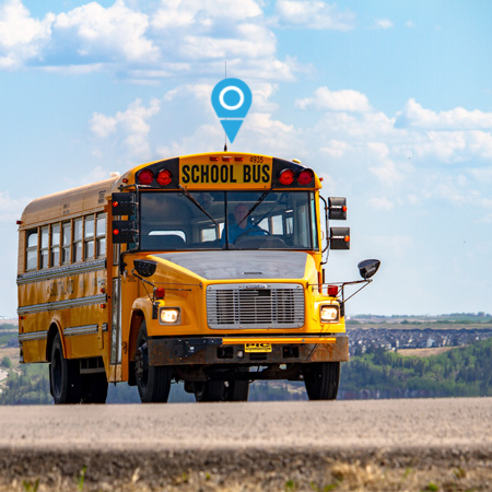 Improve School Bus System