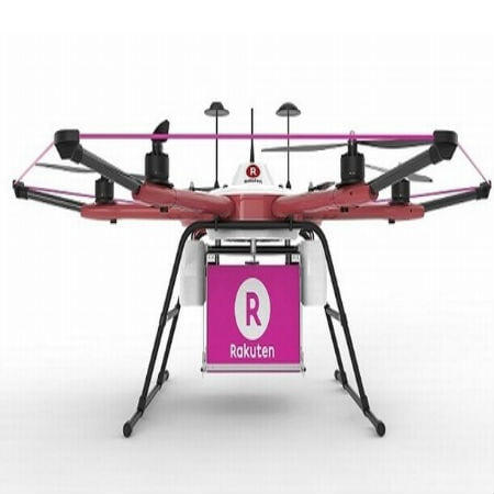 Rakuten Found the Perfect Place to Start Its Drone Delivery Service