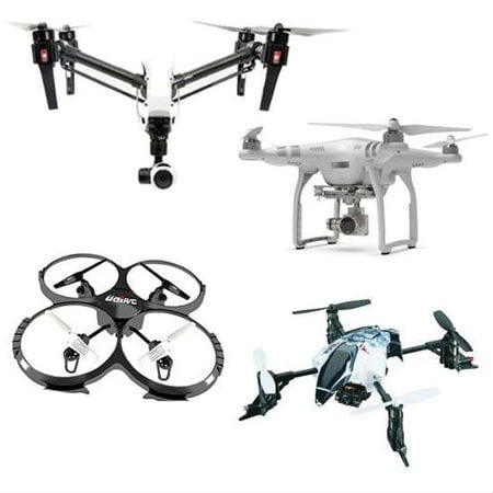 Register Drones with FAA