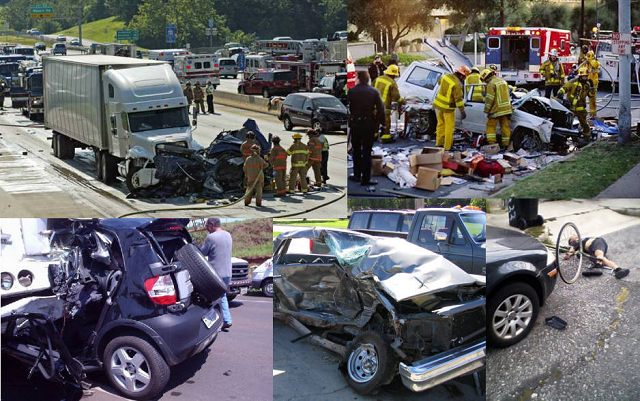 Road Accidents Factors