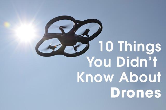 GPS Drone Camera