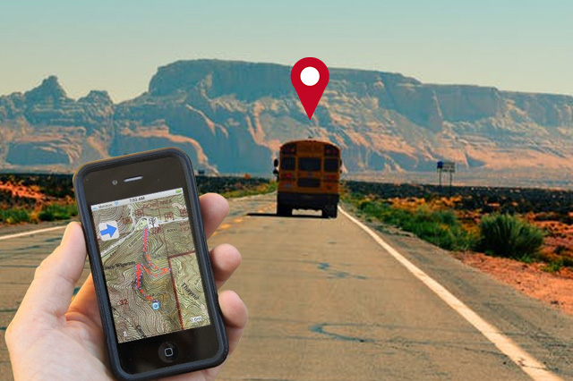 School Bus GPS Tracking System