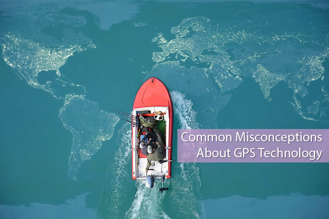GPS Common Misconceptions