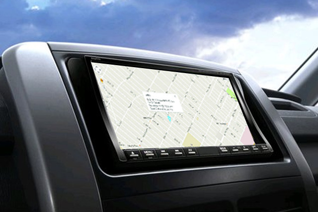 Built-In GPS on Cars