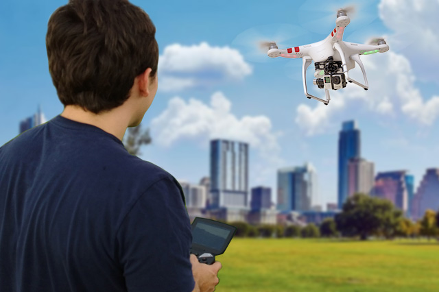 Prevent Your Drone from Flying Away