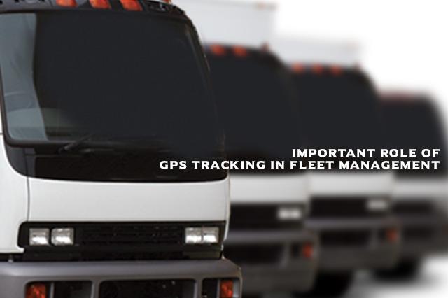 GPS Tracker Device for Fleet Management
