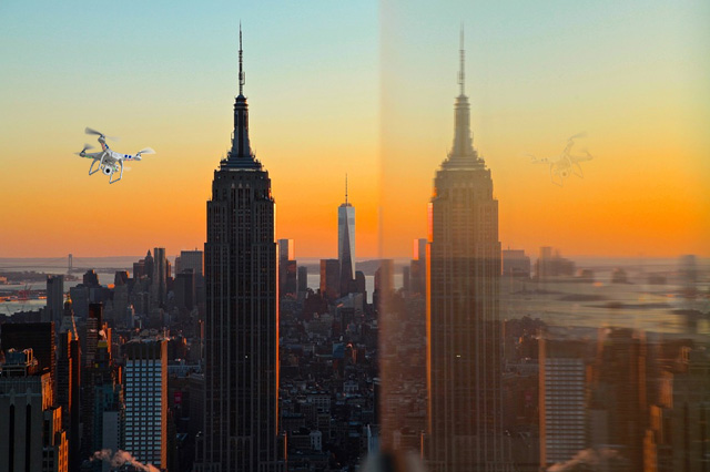 How To Retrieve Pictures From Empire State Building