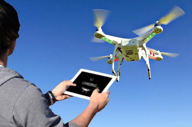 GPS Drone Tracker