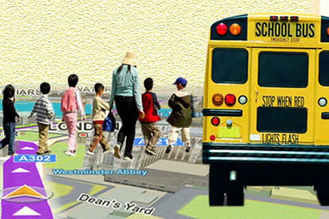 Improve School Bus System