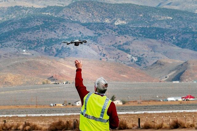 Drone Flyaways