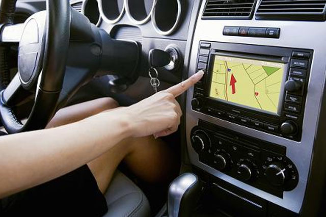 Using a GPS Device
