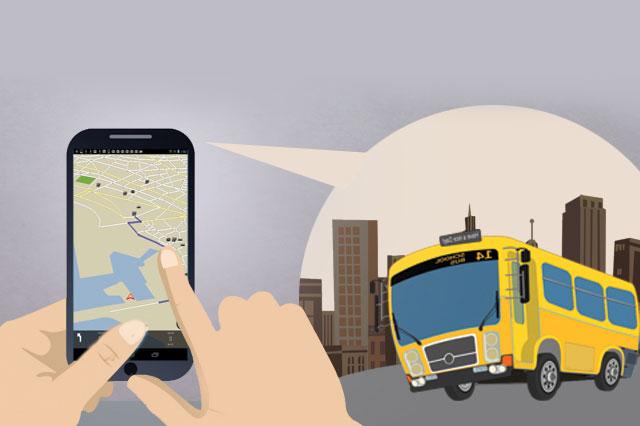 School Bus Tracker App