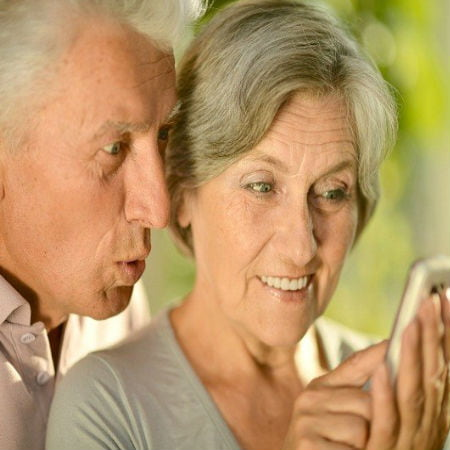 GPS in Helping Elderly