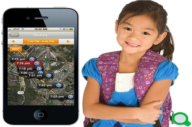 GPS Device for Kids