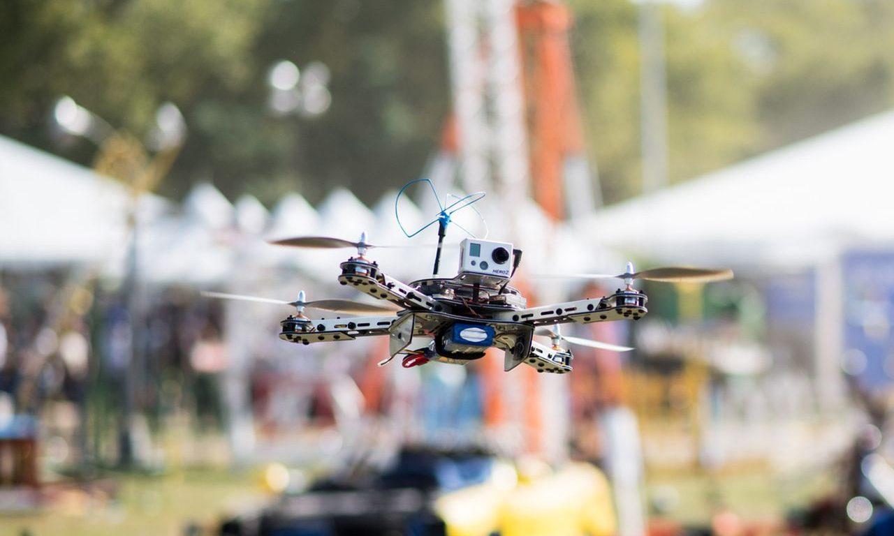 Aeroquad Drone