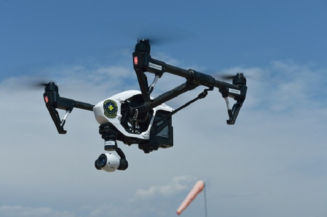 Drone Search And Rescue Operations