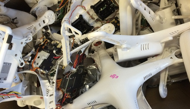Crash Insurance for Drones