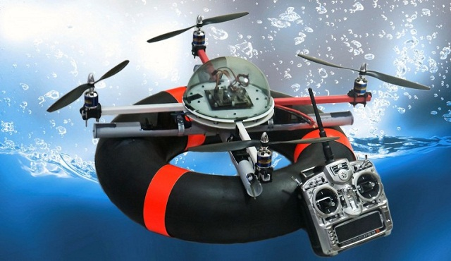 Drones for Search and Rescue Missions