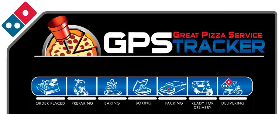 Domino's GPS Driver Tracker